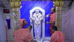 Ghanshyam Maharaj Shringar Darshan on Fri 20 Apr 2018 (bhujmandir) Tags: ghanshyam maharaj swaminarayan dev hari bhagvan bhagwan bhuj mandir temple daily darshan swami narayan shringar