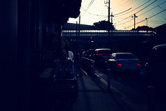 Road (ademilo) Tags: street streetphotography streetlight car transportation