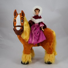 Animator Philippe (2018) with Belle from Beauty and the Beast Deluxe Doll Set (2016) (drj1828) Tags: disneyanimatorscollection doll 16inch 2018 disneystore purchase philippe horse beautyandthebeast deboxed belle deluxedollgiftset 2016 12inch