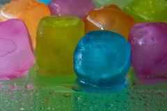 Plastic icecubes - HMM (marielledevalk) Tags: macromondays hmm plastic