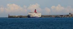 18 04 28 Stena Europe Rosslare (7) (pghcork) Tags: rosslare stenaline stenaeurope ferry ferries wexford ireland 2018