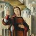 CARPACCIO Vittore,1514 - La Prédication de Saint Etienne à Jérusalem (Louvre) - Detail 005