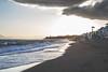 179/365 : Beach Landscape (KitaDependence) Tags: landscape beach sea sky clouds nikon nikod610 d610 365 365project 50mm project palm palmtree