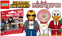 Amazing Ideas For Lego Marvel Superheroes Minifigures Series 2 !!! (afro_man_news) Tags: lego minifigures series marvel cmf fake moc custom all superheroes amazing ideas lady sif peter parker homecoming kevin feige kraglin lou ferrigno cosmo howard duck dr stephen strange wasp official ghost arnim zola helmut zemo thor human vision erik selvig luis infinity war spider man ant iron hulk black panther
