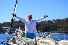 _MG_0169 (flagstaffmarine) Tags: winner beneteau pittwater regatta 2018 flagstaff marine sydney nsw aus