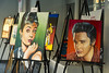 former idols (TAC.Photography) Tags: art downtown painting paintings artists baycitymichigan tacphotography tomclarknet