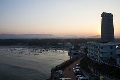 After Sunrise (SujithPhotography) Tags: murdeshwar seashore rns sunrise arabiansea gopura seabeach karnatakatourism karnatakaworld karnataka ocean morning hill tower