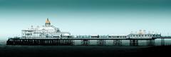 beAutiful brItain .. TwO! (m_laRs_k) Tags: orangeteal eastbourne pier england britain 7dwf pano
