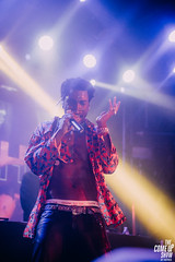DSC_5407 (thecomeupshow) Tags: thecomeupshow tcus saint jhn modclub toronto hiphop ghettolenny rap
