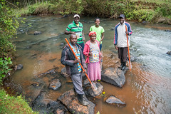 Water towers project of East Africa (CIFOR) Tags: communityinvolvement localpeople measurement people scientists watermanagement waterresources communityforestry communitybasedforestmanagement forestedwatersheds research river watershedmanagement watershedprotection kisumucounty kenya ke