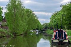 Brothers Weekend Away (joanjbberry) Tags: barge boat bridgewatercanal moore village