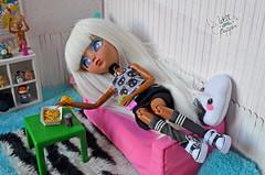 11 (Welt Der Puppen) Tags: anime azone pureneemo manga doll muñeca 16 cat gato meow alissa maya fannyfanny fanny pullip barbie pullipmocha barbiemadetomove curvybarbie curvy pullips