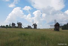 Музей в Пирогові ВІтряки InterNetri Ukraine 150