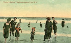 1748 (Ebenezer Maxwell Mansion) Tags: asbury park new jersey water sea postcards 1900s