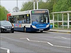 Stagecoach CN60CVP 27696 (welshpete2007) Tags: stagecoach adl enviro 300 cn60cvp 27696