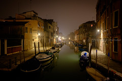 The quiet descended on the canals of Venice (Mario Graziano) Tags: architecture architettura canal canale città city footbridge italia italian italy lagoon laguna night nightscape nightscene nofilter nofilterneeded nofilters oldtown romantic serenissima street streets sweet sweetlights town venezia venice