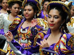 Caporales Dance Parade 5-19-18 (local1256) Tags: caporales bolivia boliviandance andeandance andes cascabeles dance danceparade broadway newyorkcity nyc manhattan candid candidphotos portrait parade