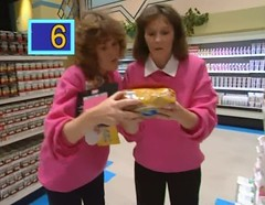 Sweatshirt Sleeves3c (mrs tembey) Tags: sweatshirt sweatshirts hoodie hoodies sweater sweaters sleeves up sleevesup arms woman women girl girls female supermarketsweep supermarket sweep