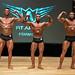Classic physique C - 2nd Justin Savoie 1st Sotiris Vassilou 3rd Stephane Aubé