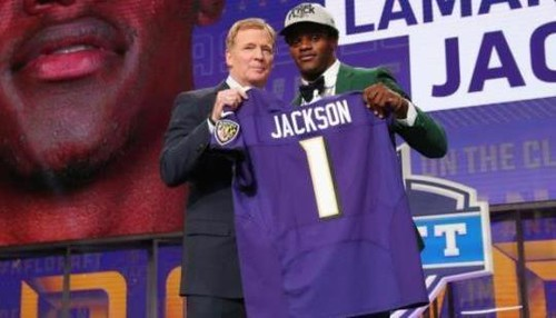Would Lamar Jacksons speed break Madden 19?
