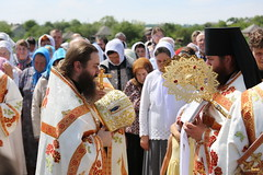 46. Вознесение Господне в Никольском 17.05.2018