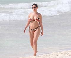 FFN_IMAGE_51132150|FFN_SET_60065752 (antoniusbudyono10) Tags: kellybrook bikini beach ocean sunglasses cancun mexico