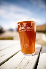 A Perfect Pint (conradolson) Tags: beer drink jennings lakedistrict pub northengland europe uk foodanddrink newbybridge england unitedkingdom gb
