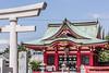 Koya Akagi VIII (ColinParte) Tags: shinto shrine temple japan religion shimmatsudo matsudo koya akagi torii