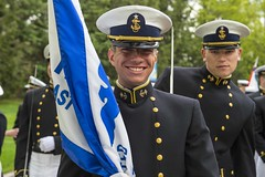 180521-G-XO367-136 (US Coast Guard Academy) Tags: corpsofcadets uscoastguardacademy newlondon connecticut cadets officers academy barger pettyofficernicolefoguth rearadmjamesrendon usa