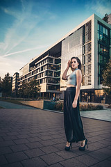 Balla Zsuzsi Street (751 of 1022)-Edit (dandrasphoto) Tags: canon eos 1dxmkii andrasdeak deakandras ballazsuzsi zsuzsiballa girl woman nice prety fashion street streetfashion longhair brown colorgraded
