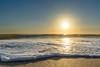 A bright new day - Melbourne Beach, FL (ChuckPalmer {cepalm}) Tags: melbournebeach sunrise beach ocean sea sun surf chuckpalmer