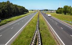 Groningen: A7 bij Westerbroek (Henk Binnendijk) Tags: netherlands westerbroek engelbert nederland groningen country a7 snelweg freeway highway