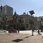 Municipal Theatre, downtown São Paulo, Brazil. thumbnail