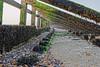 Low Tide (Geoff Henson) Tags: structure wood seaweed stones pebbles algae posts sea tide breakwater
