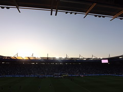 Sunset at The King Power Stadium (lcfcian1) Tags: leicester city southampton king power stadium football sport england epl bpl premier league lcfc sfc leicestercity southamptonfc kingpowerstadium leicestervsouthampton 00 19418