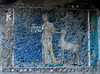 """Diana"" - Mosaic of Nymphaeum of the House of Skeleton at Herculaneum, buried by Vesuvius' eruption on 79 AD (Carlo Raso) Tags: diana mosaic nymphaeum houseofskeleton herculaneum"