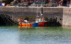 Dunbar 21 April 2018 00528.jpg (JamesPDeans.co.uk) Tags: landscape lifebelt broadfordbrd water northsea firthofforth buoy lh87 unitedkingdom britain dunbar wwwjamespdeanscouk leithlh landscapeforwalls jamespdeansphotography uk digitaldownloadsforlicence forthemanwhohaseverything ships gb greatbritain transporttransportinfrastructure lowtide fishingboatregistrations shore brd3 objects lobsterpots boats scotland industry fishingboats eastlothian fishingindustry printsforsale ropes sea lothian coast harbour europe