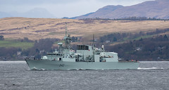 HMCS St John's Halifax Class Frigate (Ratters1968: Thanks for the Views and Favs:)) Tags: canon dslr photography digital eos canon7dmk2 martynwraight ratters 1968 joint warrior exjointwarrior2018 maritime exercise jw warships ship navy war military fleet faslane greenock cloch jointwarrior2018 clyde riverclyde scotland sea water nato halifax frigate canada canadian canadiannavy hmcsstjohns halifaxclassfrigate