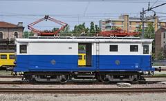 L52 (maurizio messa) Tags: atcm fer l52 emiliaromagna breda safre photorail trenospeciale charter nikond90 mau bahn ferrovia treni trains railway railroad