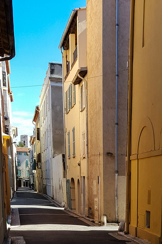 Backstreets of Antibes