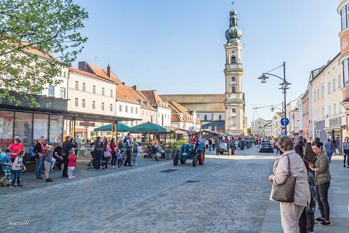 Frühlingsfest - Deggendorf Bayern 2018