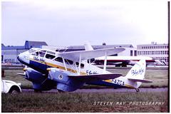 F-AZCA DH 89A Dragon Rapide (SPRedSteve) Tags: