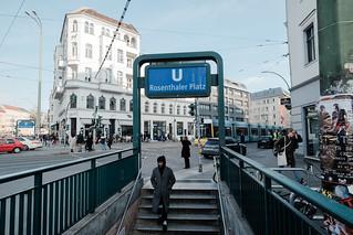 Am Rosenthaler Platz