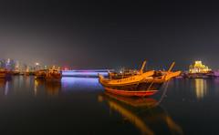 Dhow (aliffc3) Tags: dhows doha qatar nikond750 nikon20f18g boats travel tourism