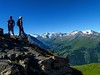 Sulla cresta della Sasseneire (3.254 m) (giorgiorodano46) Tags: agosto2013 august 2013 valdhérens vallese valais wallis svizzera suisse switzerland schweiz sasseneire alpi alps alpes alpen hiking alpinism summer holidays