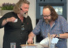 Hairy Bikers at Doncaster food festival 2018 (Tony Worrall) Tags: candid people person capture outside outdoors caught photo shoot shot picture captured britain english british gb buy stock sell sale england regional region area northern uk update place location north visit county attraction open stream tour country welovethenorth men hairy bikers hairybikers doncasterfoodfestival doncaster food festival delicious drink deliciousdoncasterfoodanddrinkfestival
