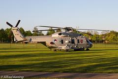 NH-90 NFH, N-318, Nederland (Alfred Koning) Tags: assenkazerne locatie n318 nh90 nh90nfh nederland vliegtuigen