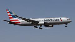 N388AA (Ken Meegan) Tags: n388aa boeing767323er 27448 americanairlines lasvegas 942018 american boeing767 boeing767300er boeing 767323er 767300 767 b767 b767300 b767323er