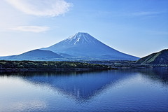 Motosu upside down Fuji (ULTRA Tama) Tags: motosu upside down fuji mtfuji mtfujiwhc japan shizuoka todays dayliphoto instadaily photogenic igjapan loversnippon worldcaptures