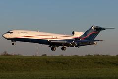 N727US USA JET 727-223F at KCLE (GeorgeM757) Tags: n727us usajet 727223f 727 freighter jetliner aircraft alltypesoftransport aviation airport boeing cargo canon70d 6l n715aa kcle clevelandhopkins georgem757